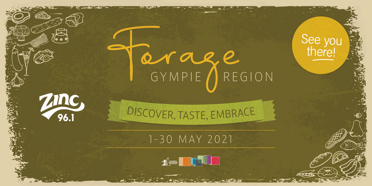 Forage Gympie Region